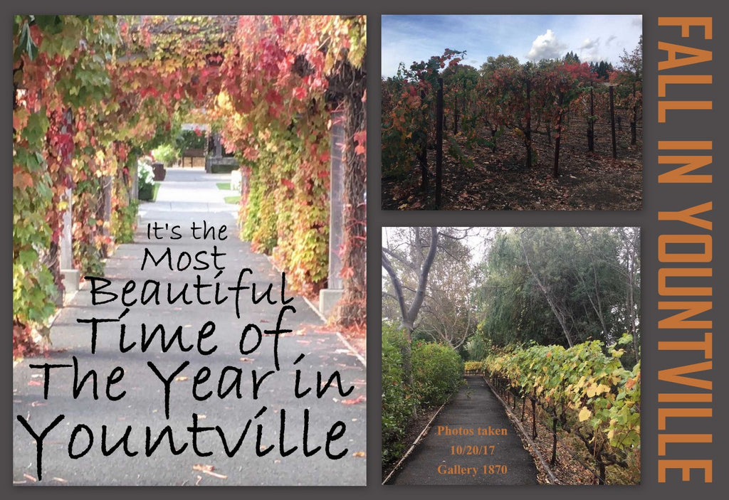 It's the Most Wonderful Time of the Year in Yountville
