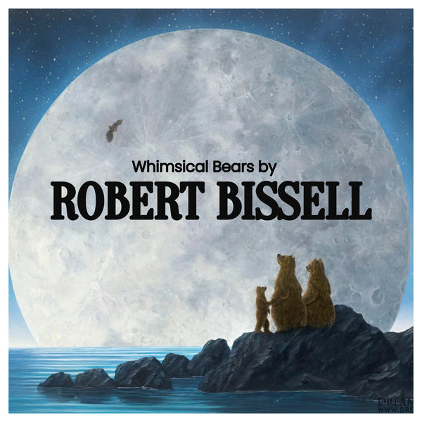 Robert BISSELL - Whimsical Bears, Bunnies & Elephants