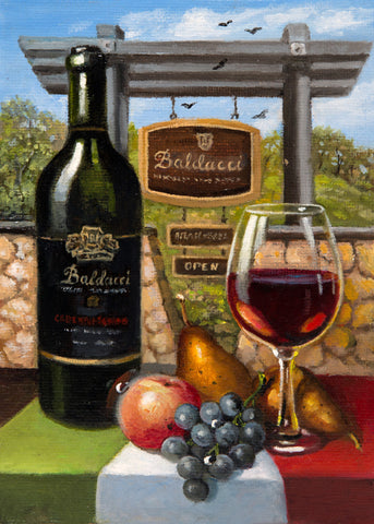 Baldacci Winery