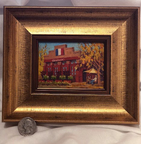 Fall Day at Bouchon Restaurant miniature original