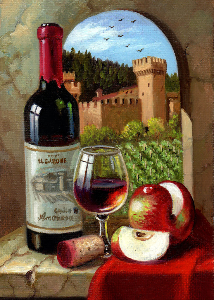 Castle Winery - Castello Di Amorosa