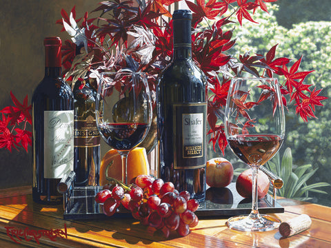 Elegant Afternoon by Eric Christensen prices and frame selections.
