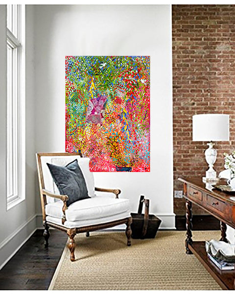Flutter - canvas print by JJ