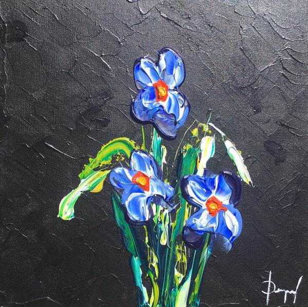 Iris of Hope by Isabelle Dupuy