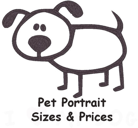 A PET PORTRAIT - Original