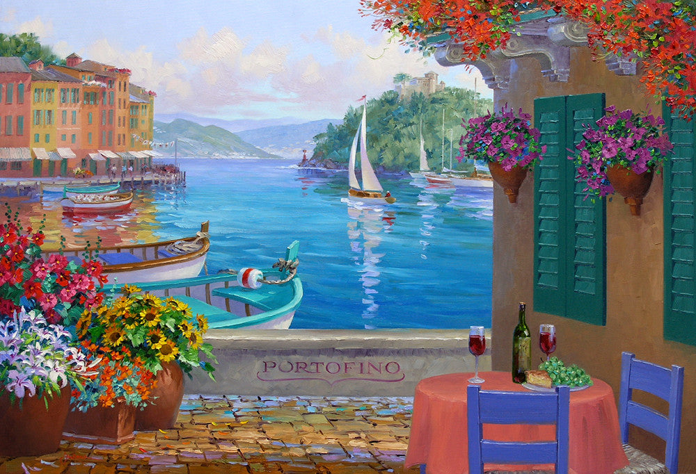 Portofino Reflections