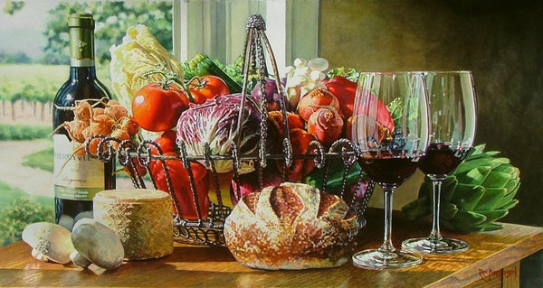 Sonoma Kitchen by Eric Christensen available at Gallery 1870