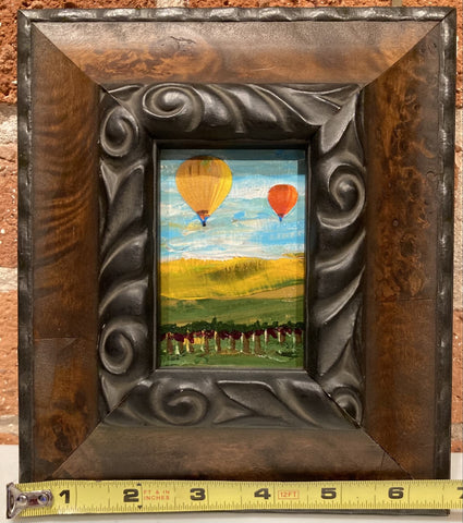 A Golden Napa Valley Balloon Ride # 12203