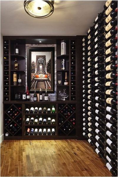 The Journey by Pete Tillack - Wine Cellar