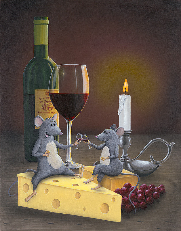 When the Cat's Away...The Mice Will Play by Patrick O'Rourke
