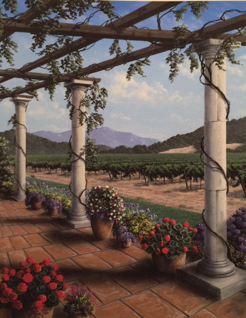 Wine Country Ambience