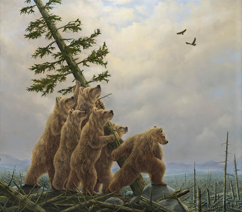 Blowdown by Robert Bissell