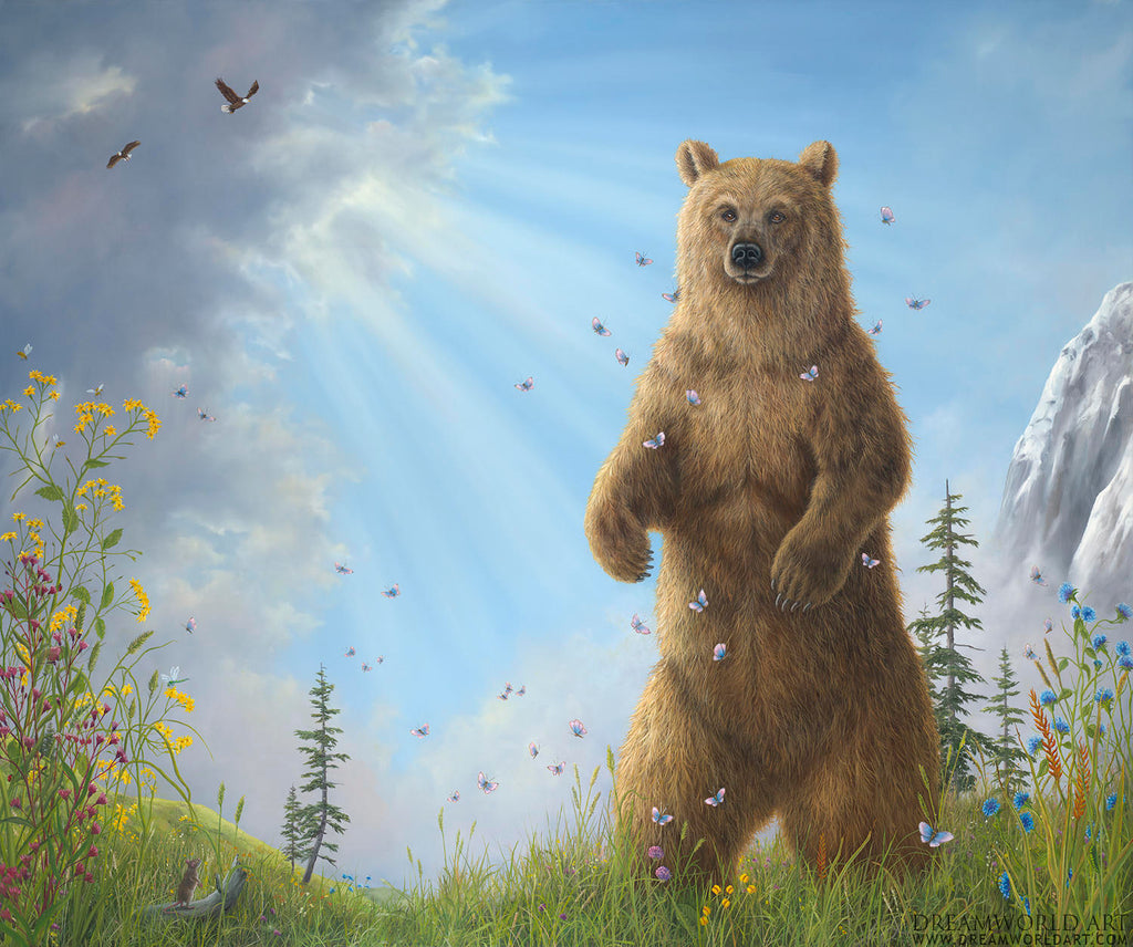 Majesty by Robert Bissell