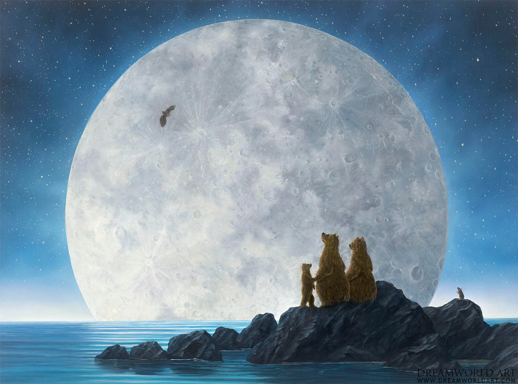 Moonlighters II by Robert Bissell