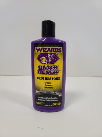 Black Renew Trim Restore
