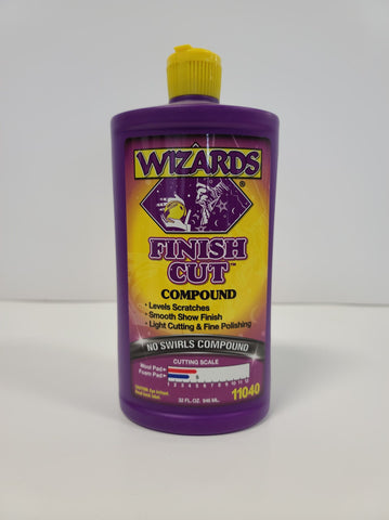 Finish Cut Compound