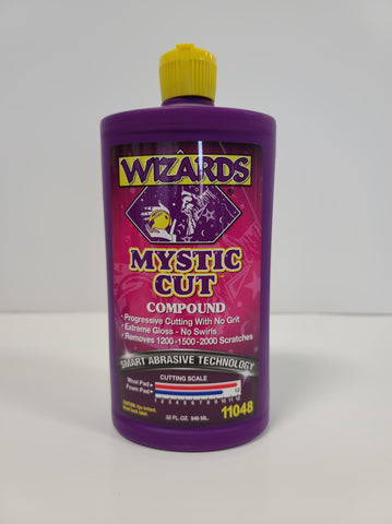 Mystic Cut Compound