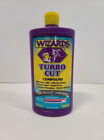 Turbo Cut Compound