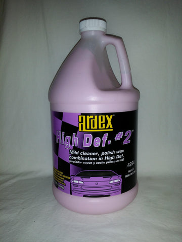 Ardex: High Def. #2