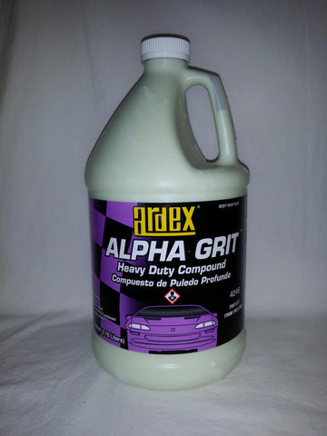 Ardex: Alpha Grit