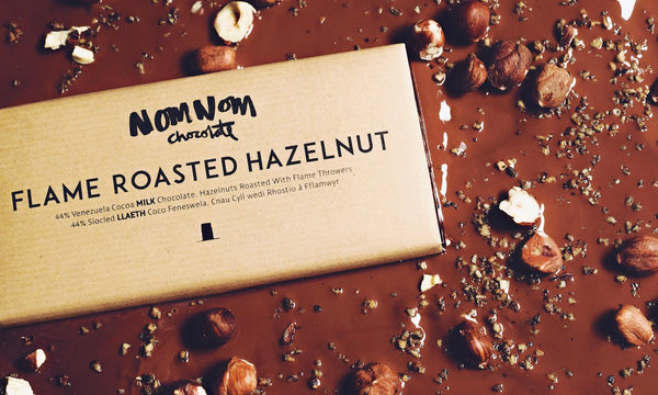 NOMNOM 2.0 Flame Roasted Hazelnut
