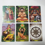 Bharata Major Arcana Tarot