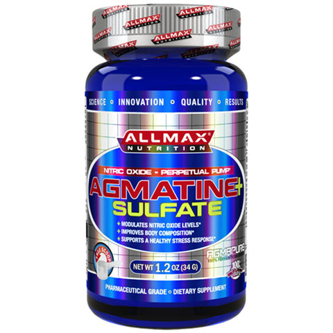 Agmatine Sulfate (45 sv)