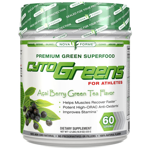 Cyto Greens For Athletes