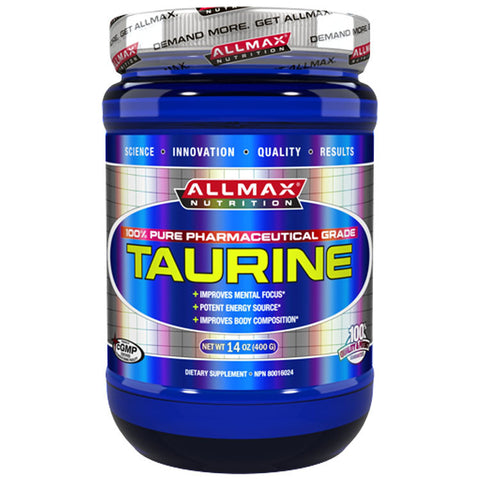 All Max Taurine 400g