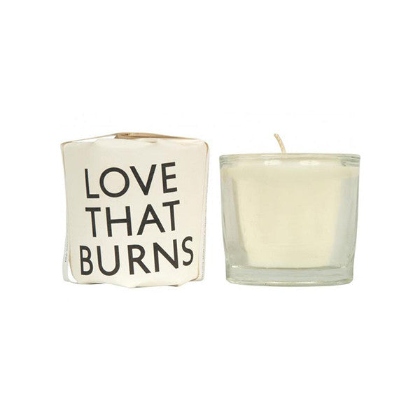 Tatine Love That Burns Candle