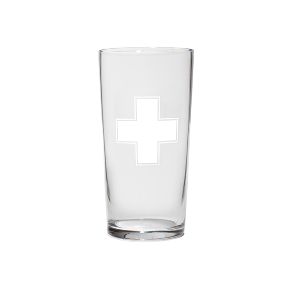 Apothecary Pint Glass