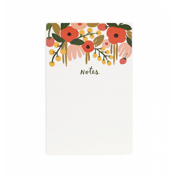 Hanging Garden Notepad by Rifle Paper Co.