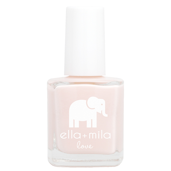 "Ella + Mila ""Pretty in Pink"" Nail Polish"