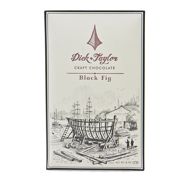 Dick Taylor Chocolate - Black Fig
