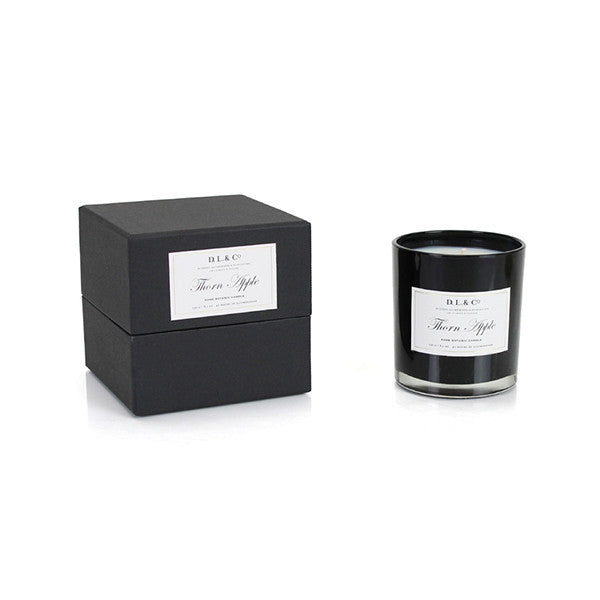 D. L. & Co Thorn Apple Candle