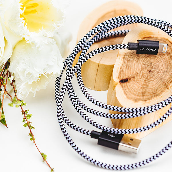 Le Cord Cable Belt Charger for iPad and iPhone