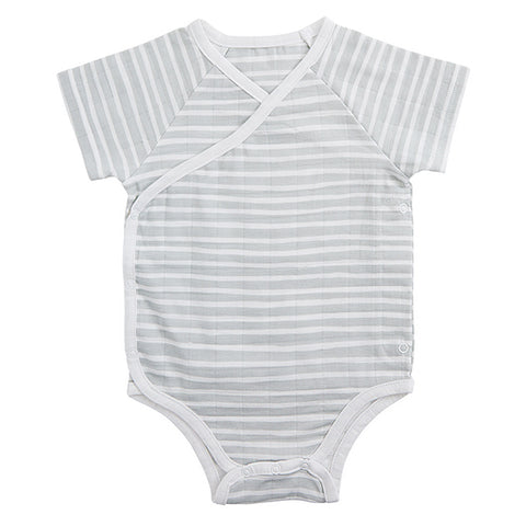 Aden + Anais Grey Stripe