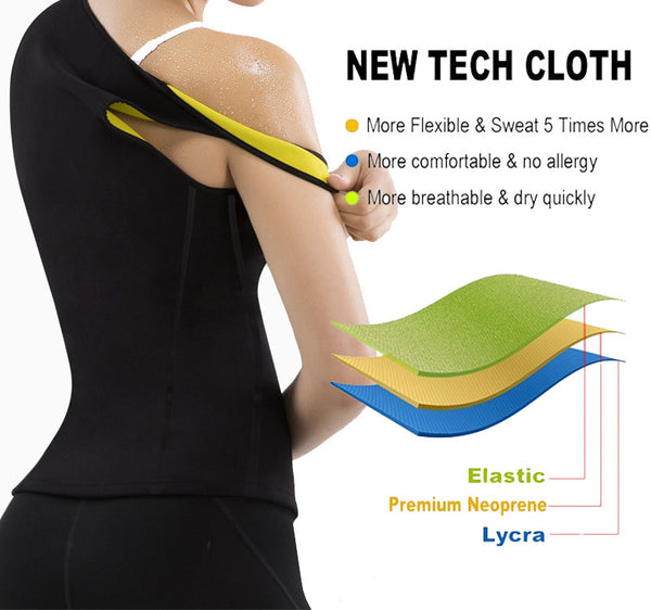 2019 Neoprene Slimming Body Shaper