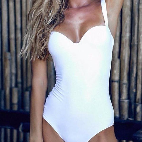CELESTE Push Up One-Piece Swimsuit