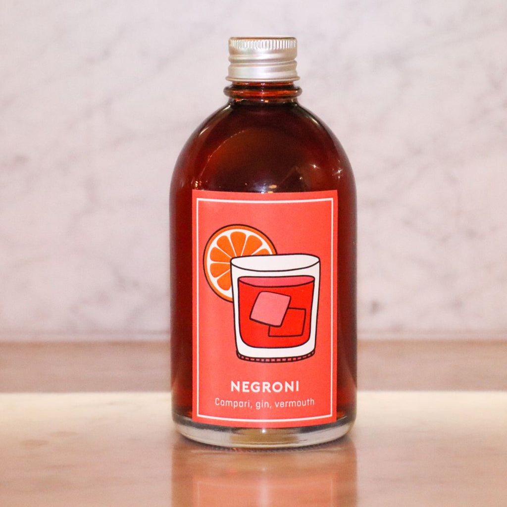 Ready-made Negroni Cocktail 500mL