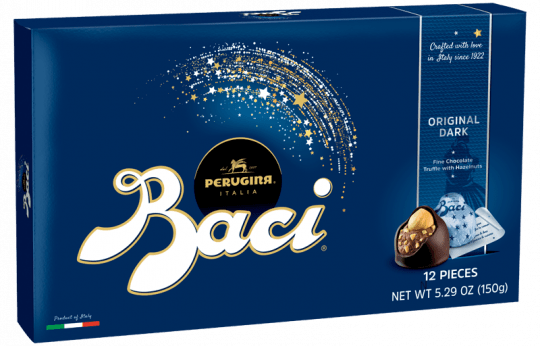Baci Chocolate Box