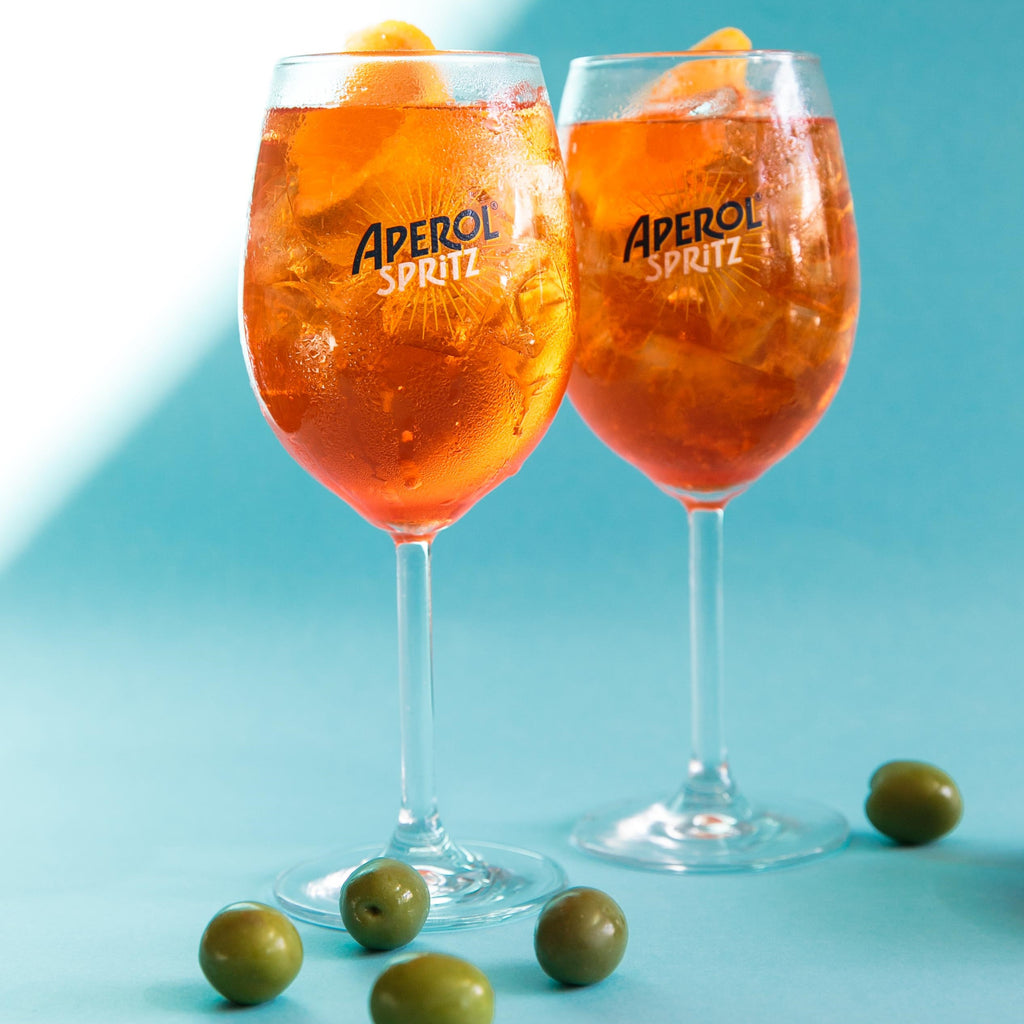 Ready-made Aperol Spritz Cocktail 500mL