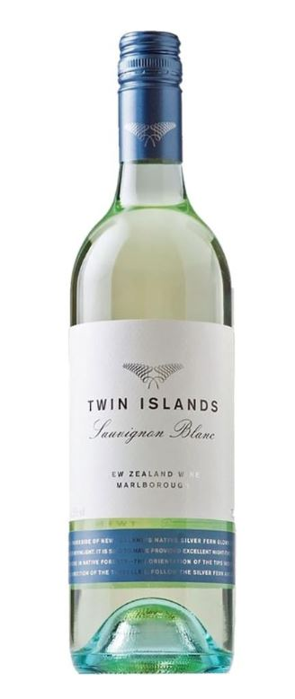 Twin Islands Sauvignon Blanc 2018