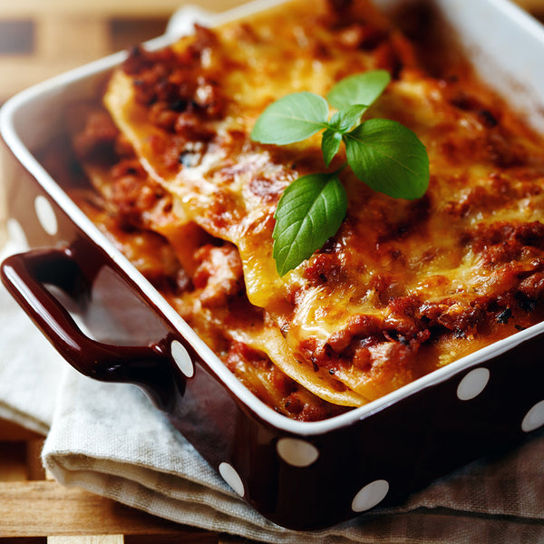 Lasagne Meal Deal With Wine (Feed 4)