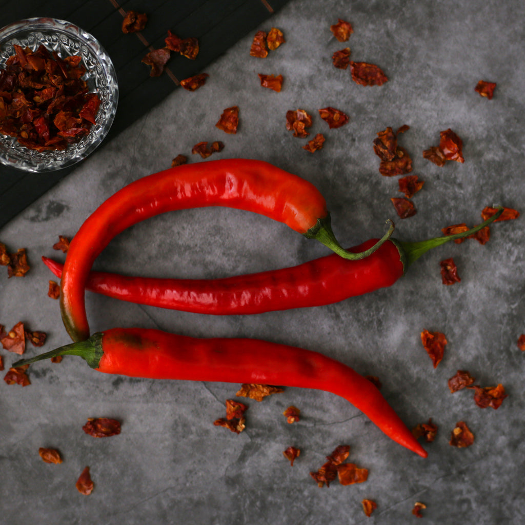 Chilli Long Red ea