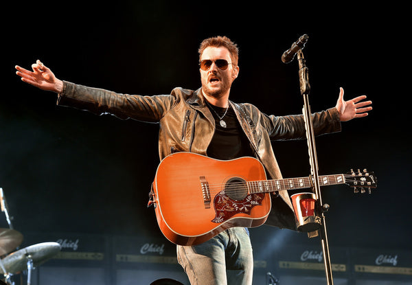 See Eric Church in Virtual Reality from Stagecoach!