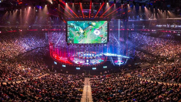 Watch the League of Legends 2016 World Championship Live Streamed in Virtual Reality!