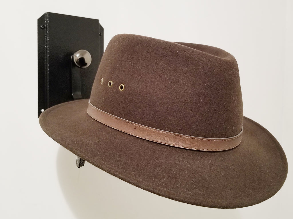 American Made Fedora Hat Rack American Made Single