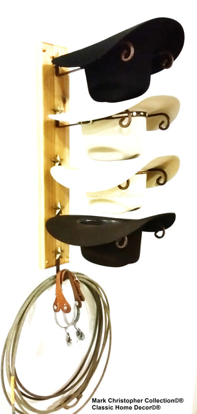 Four Tier Cowboy Hat Racks Cowboy Hat Holders Superstore