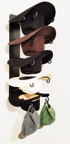 American Made Hat Holder 665 Classic Black